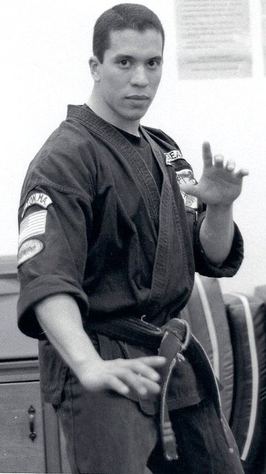 Sensei Matthew Moncreaff